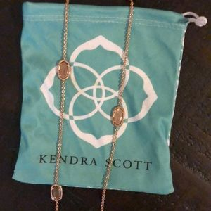 KENDRA SCOTT KELSIE NECKLACE (Nordstrom exclusive)
